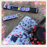 Disney Mary Poppins Tape Measure Dog Collar