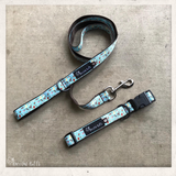 Disney Dogs Dooney & Bourke Inspired AQUA Key Fob