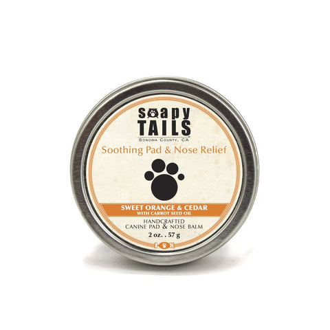 Soapy Tails - Soothing Pad & Nose Balm