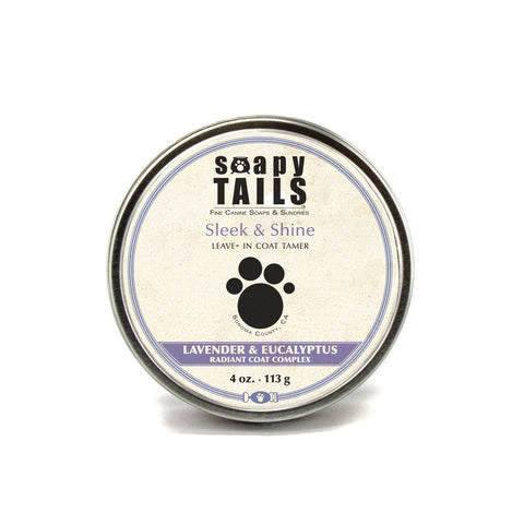Soapy Tails -  Sleek & Shine Coat Tamer