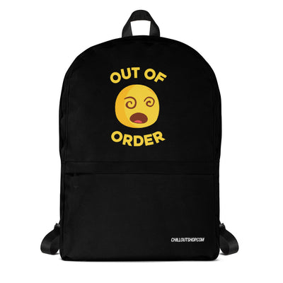 The Original Out of Order Emoji Unisex Backpack - chilloutshop.com