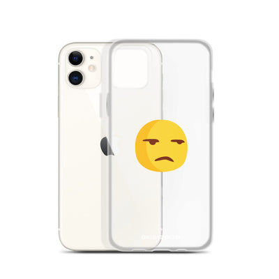 The Original Surly Emoji iPhone Case - chilloutshop.com