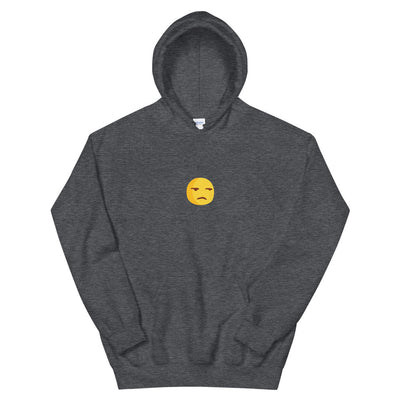 The Original Surly Emoji Unisex Hoodie - chilloutshop.com