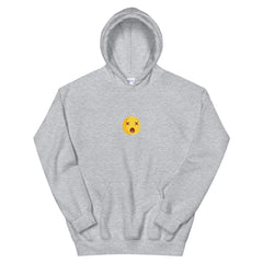 The Original Shit Faced Emoji Unisex Hoodie - chilloutshop.com
