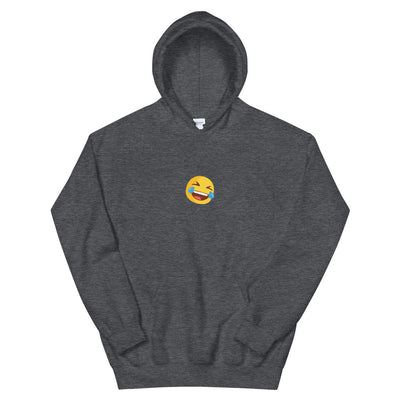 The Original Joy Tears Emoji Unisex Hoodie - chilloutshop.com