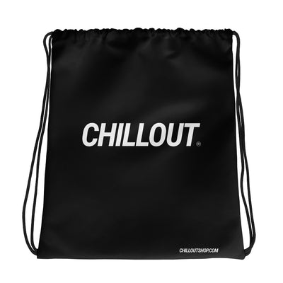 The Original Chillout Unisex Drawstring Bag - chilloutshop.com