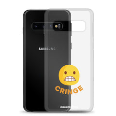 The Original Cringe Emoji Samsung Case - chilloutshop.com