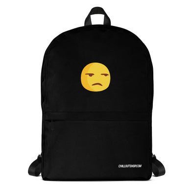 The Original Surly Emoji Unisex Backpack - chilloutshop.com
