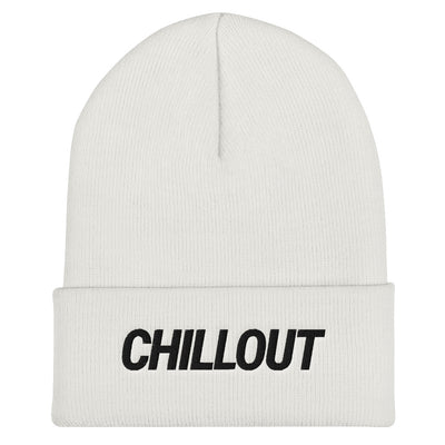 The Original Chillout Unisex Cuffed Beanie - chilloutshop.com