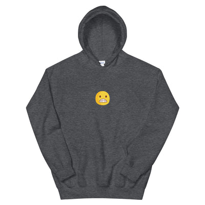 The Original Grimace Emoji Unisex Hoodie - chilloutshop.com