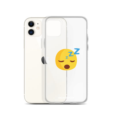 The Original Sleepy Emoji iPhone Case, iPhone Cases, chilloutshop.com