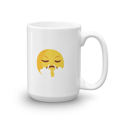 The Original Pissed Off Emoji Mug - chilloutshop.com