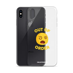 The Original Out of Order Emoji iPhone Case - chilloutshop.com