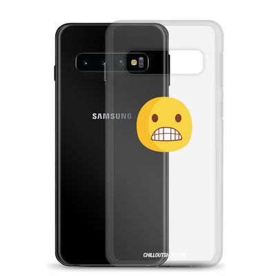 The Original Grimace Emoji Samsung Case - chilloutshop.com