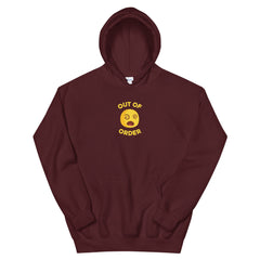 The Original Out of Order Emoji Unisex Hoodie - chilloutshop.com