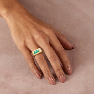 Berlin: Small Tourmaline Ring
