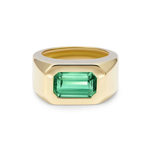 Berlin: Green Tourmaline Ring