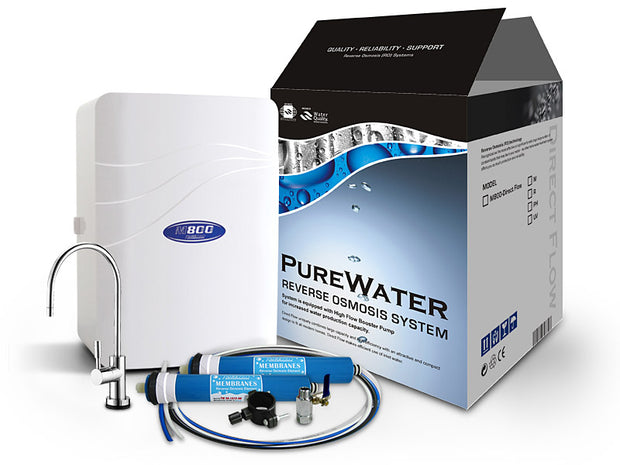 PurePro® USA Direct Flow RO Water Filter System M800-Direct Flow