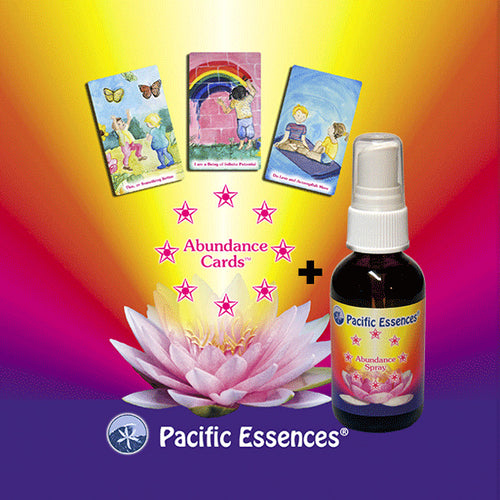 Abundance Cards + Abundance Spray
