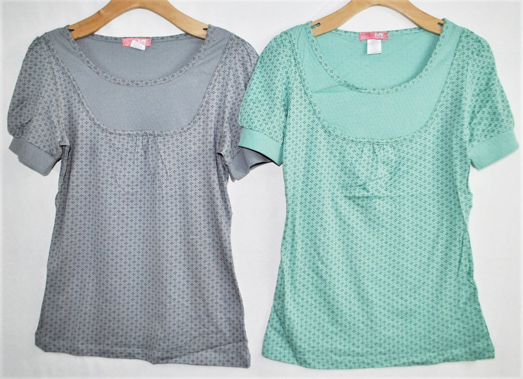 SS Stretch Woven Top $2.00/pc   Price per 12pc pack