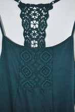 Load image into Gallery viewer, Crochet Back Cami $3.50/pc    Price per 12pc pack