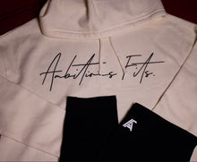 Load image into Gallery viewer, Signature Ambitious Fits. Crop Hoodie
