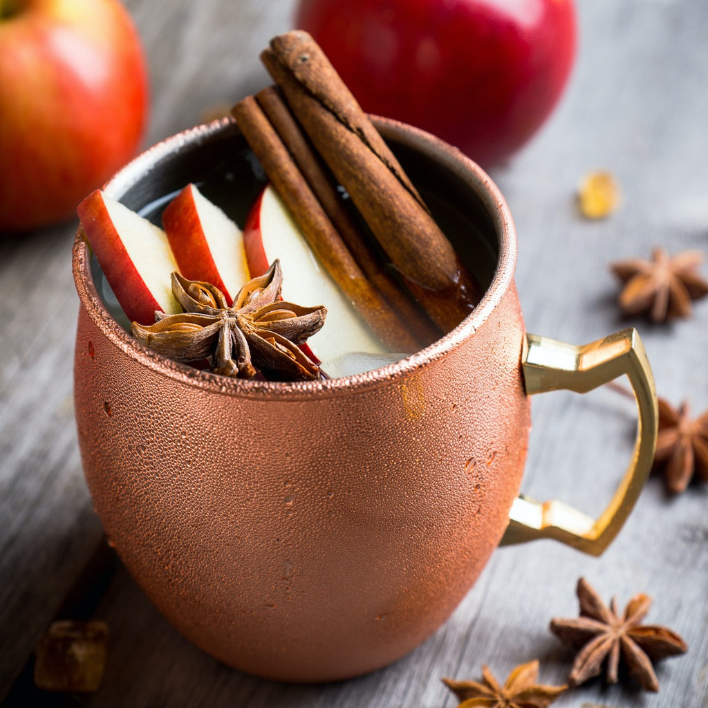 Apple Cider Mule Cocktail Mix
