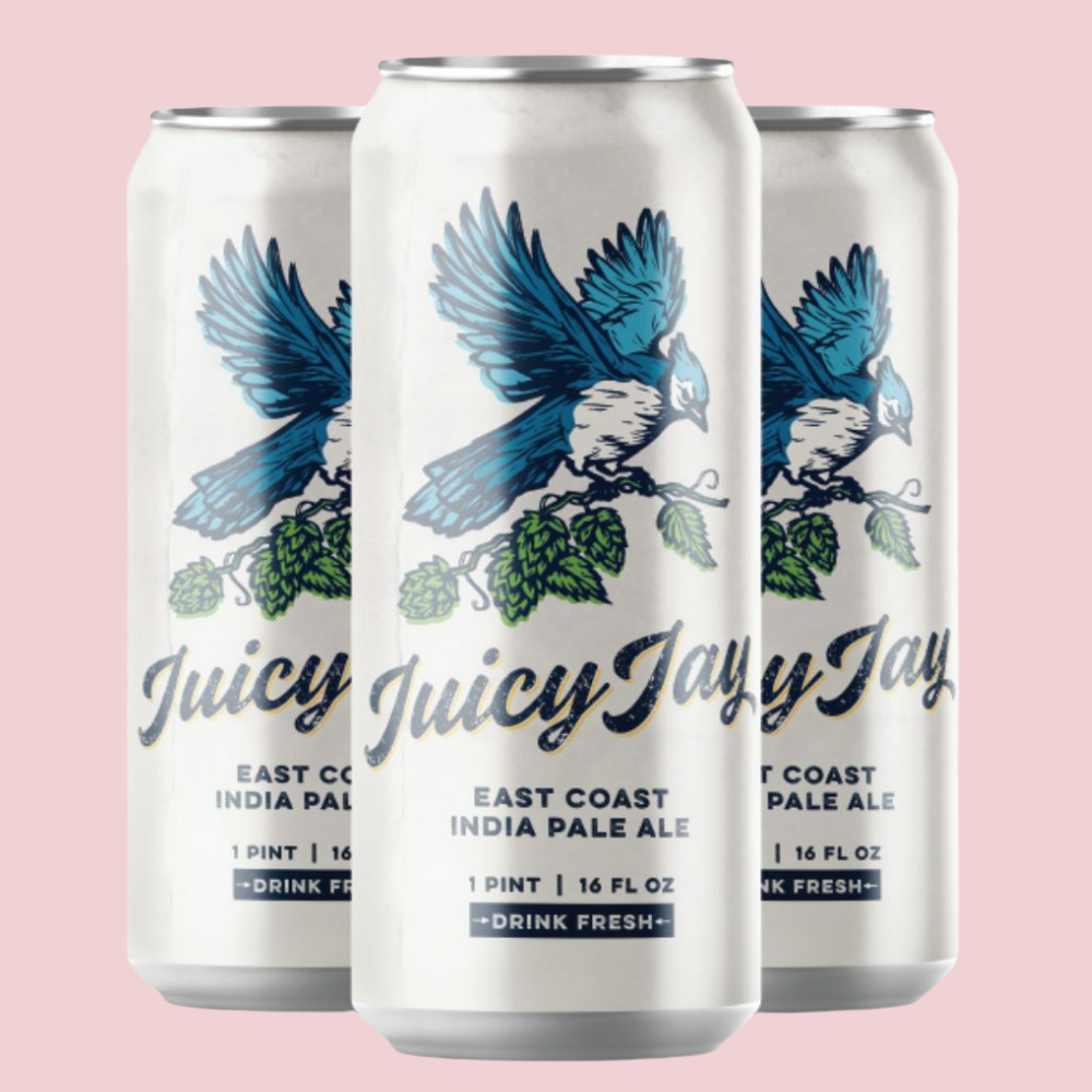 Legion Brewing Juicy Jay IPA 4 Pack