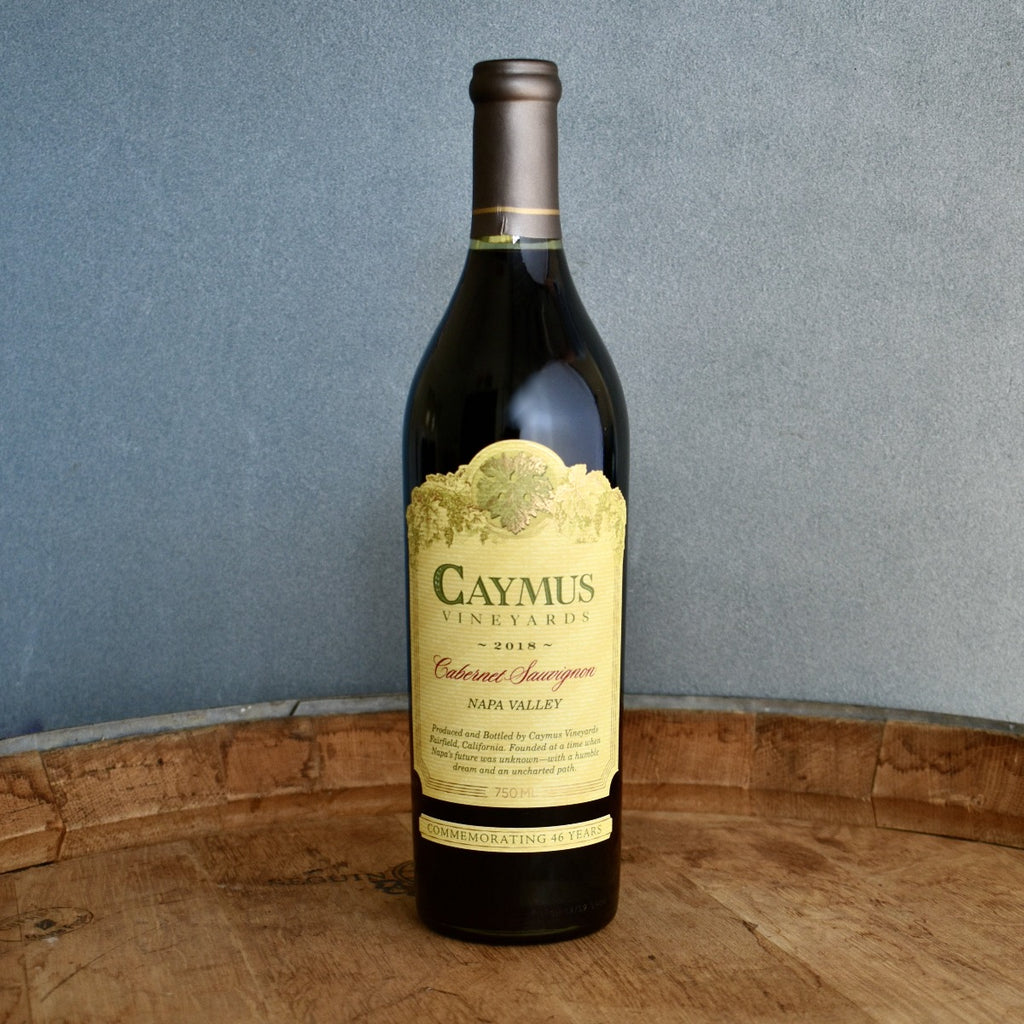 Caymus Vineyards Cabernet Sauvignon: