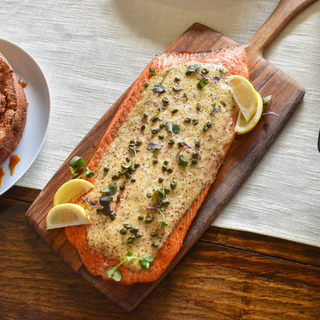 Atlantic Salmon (Hanukkah)