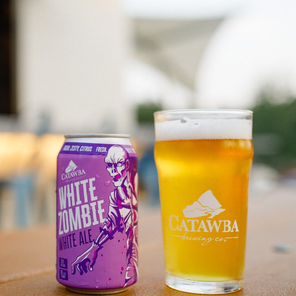 Catawba Brewing Co. - White Zombie White Ale (4-Pack)