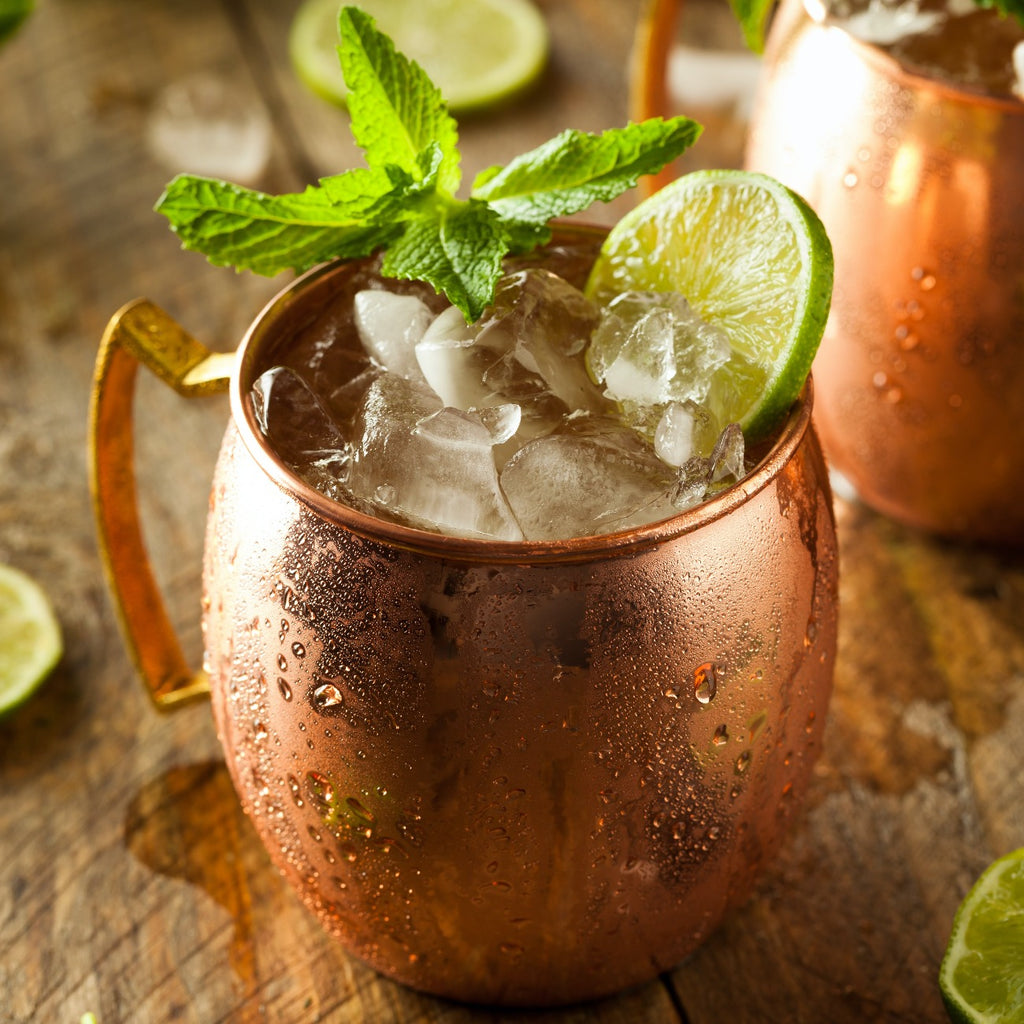 Ginger Mint Moscow Mule