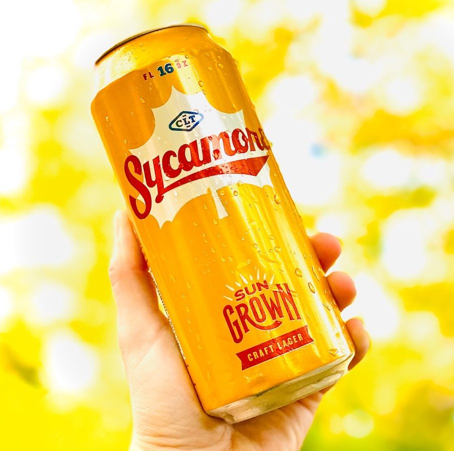 Sycamore Brewing - Sun Grown Lager (4-Pack)