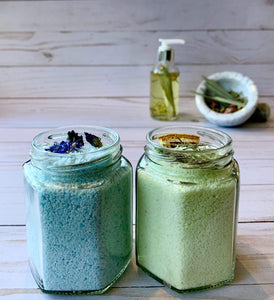 Bath Salts and Gift Sets - Zemala Natur'el