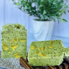 Load image into Gallery viewer, Zemala Natur'el Herbal Soap Bars Lemon Sage Apple Lover Soap Bar
