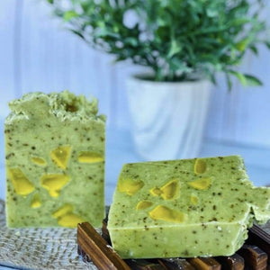 Zemala Natur'el Herbal Soap Bars Lemon Sage Apple Lover Soap Bar