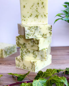 Zemala Natur'el Herbal Soap Bars Mint Rosemary Apple Lover Soap Bar