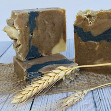 Load image into Gallery viewer, Zemala Natur'el Herbal Soap Bars Nutmeg Wheat Apple Lover Soap Bar