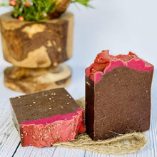 Load image into Gallery viewer, Zemala Natur'el Herbal Soap Bars Sandalwood Strawberry Apple Lover Soap Bar