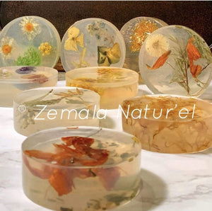 Touch of Nature - Handmade Herbal Soaps - Zemala Natur'el