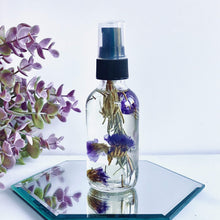 Load image into Gallery viewer, Herbal Body Oils with Rose Quartz Crystals - Zemala Natur'el