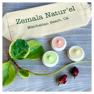 Heavenly Night Collection-Travel Size Moisturizers - Zemala Natur'el