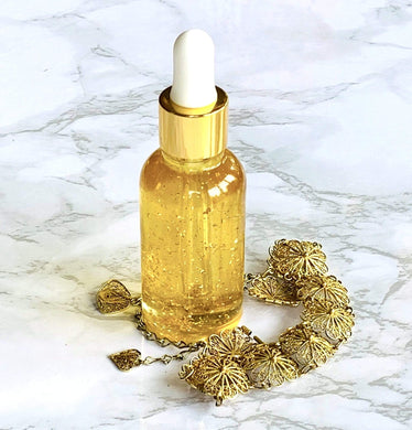 24k Gold Face Oil - Zemala Natur'el