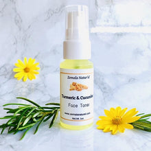 Load image into Gallery viewer, Turmeric Face Toner - Zemala Natur'el
