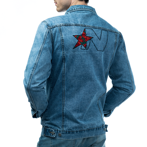 See Right Through You Denim Jacket