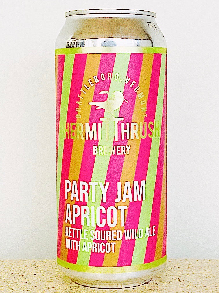 Hermit Thrust, Party Jam Apricot