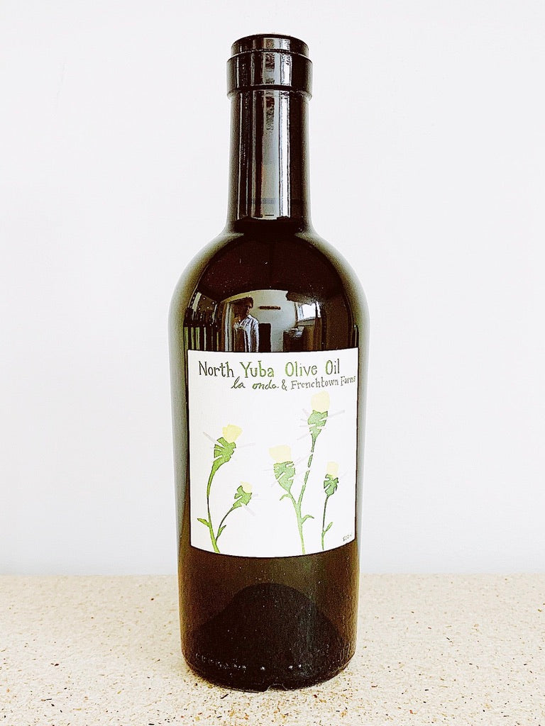 North Yuba Olive Oil