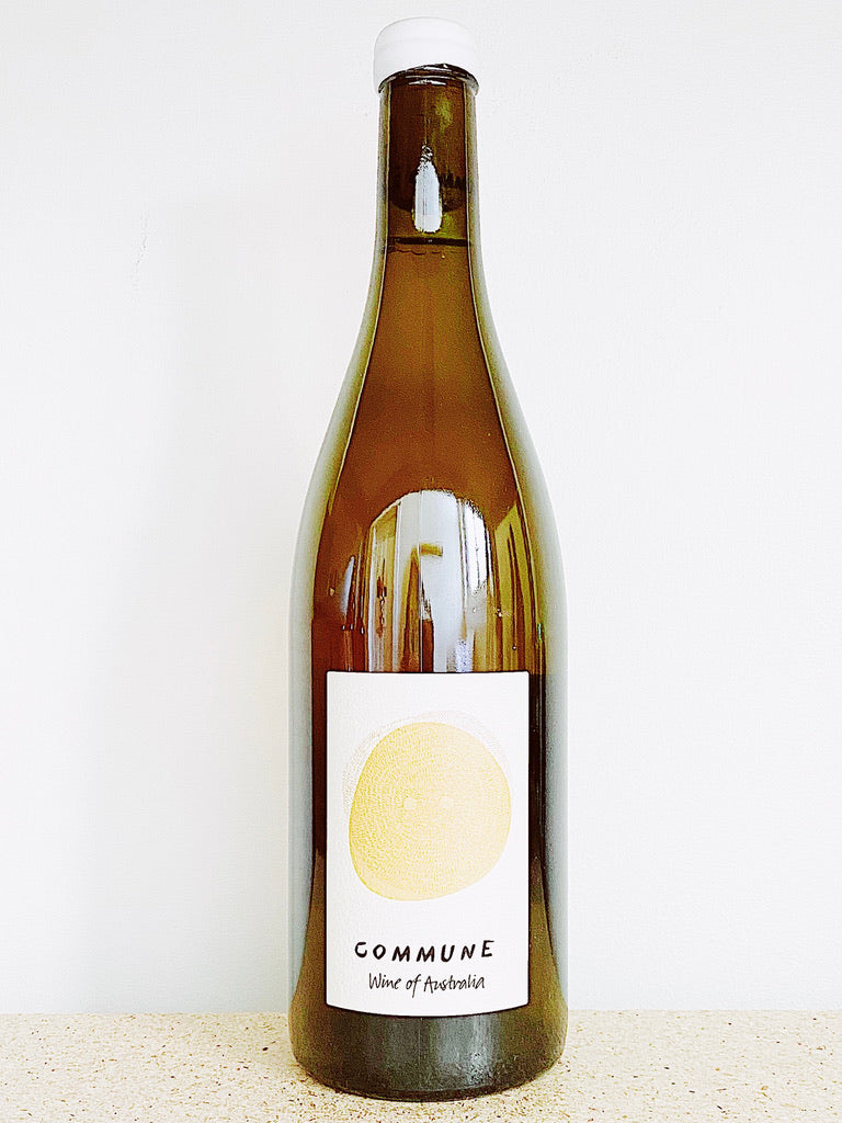 Commune of Buttons, Macerated Chardonnay