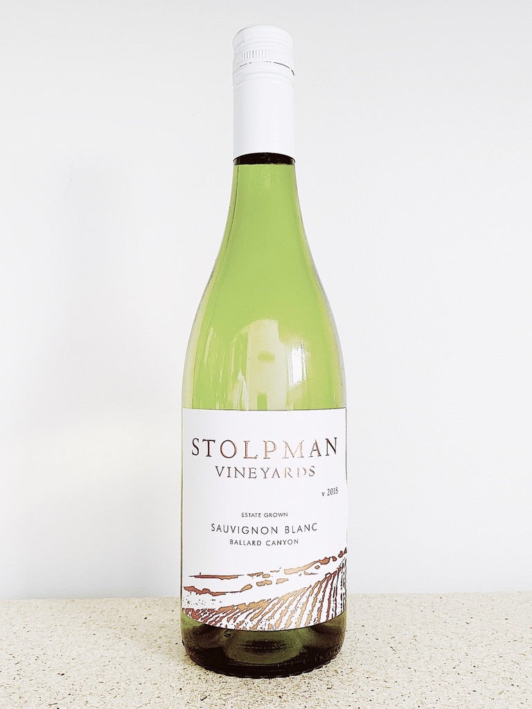 Stolpman Vineyards, Sauvignon Blanc