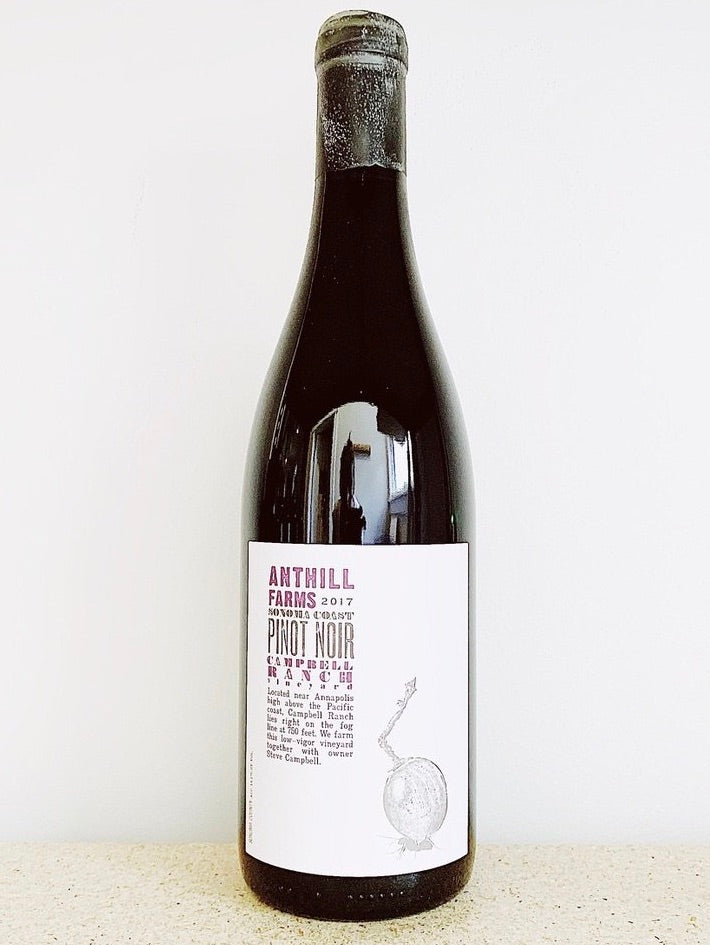 Anthill Farms, Pinot Noir Campbell Ranch